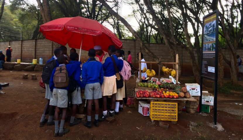 Kenyan Retail in the Footsteps of Obama and Satya